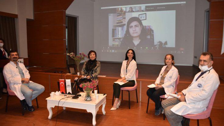 Avrasya Hastanesi Zeytinburnu'ndan gerçekleştirdiğimiz 'Prematürelik ve Yenidoğan Problemleri' konulu canlı yayınımızı izleyen katkı ve katılım gösteren herkese teşekkürlerimizi sunuyoruz.