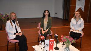 """Zeytinburnu Avrasya Hastanesi Cilt Hastalıkları Uzmanı Uzm. Dr. Deniz Yardımcı ve Estetisyen Yeşim Sucu """"Medikal Estetik """" konulu panelle takipçilerimizle buluştular."""