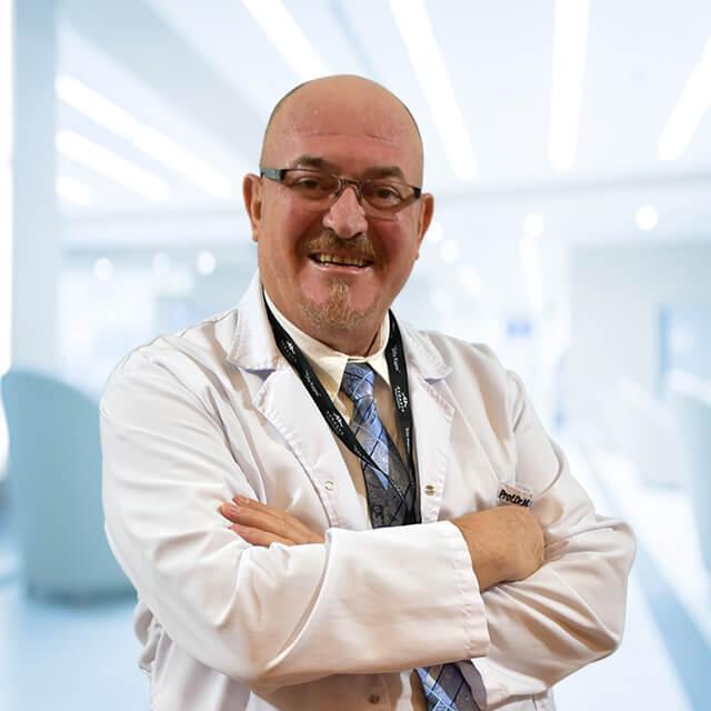 Prof. Dr. Mustafa Vecdi Ertekin