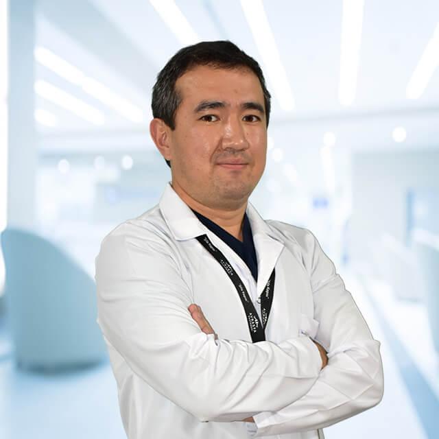 Op. Dr. Yerik Junisbekov