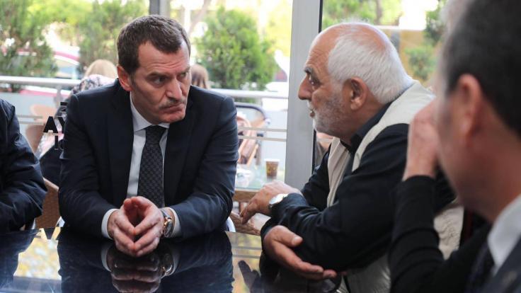 Başkan Arısoy, Avrasya Hastanesi Zeytinburnu'nu Ziyaret Etti.