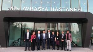 AVRASYA HASTANESİ GAZİOSMANPAŞA'DAN TESCİLLİ BAŞARI