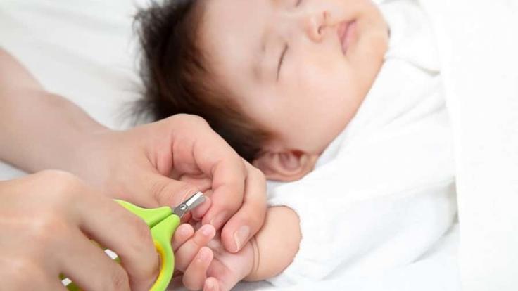 Bebeklerde A'dan Z'ye Tırnak Bakımı
