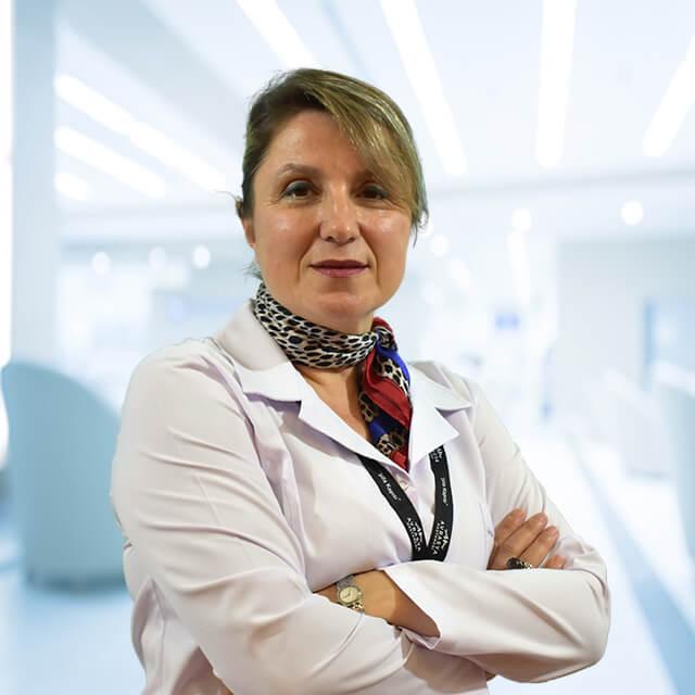 Uzm. Dr. Suzan Uzan