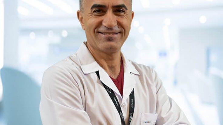 Prof. Dr. Ali Rıza Cenal