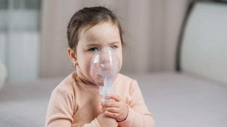 Krup Hastalığı En Çok Çocuklarda Görülüyor