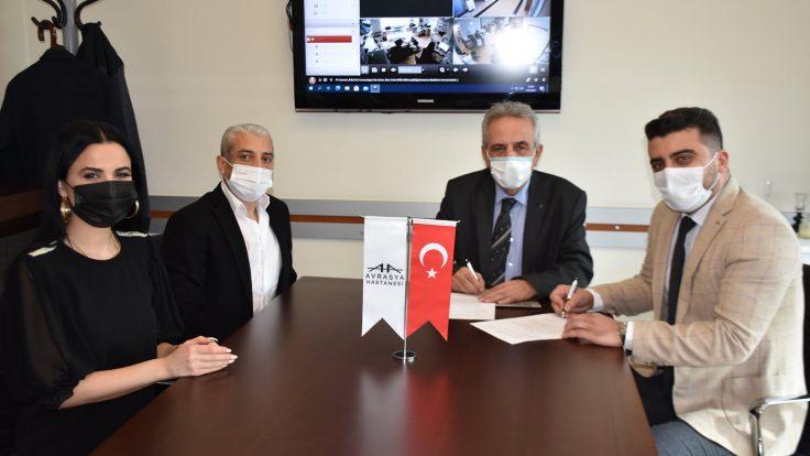 Merter Final Okulları ile Sağlık Sözleşmesi İmzaladık.