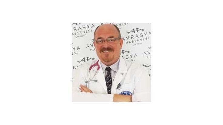 Porf. Dr. Mustafa Vecdi Ertekin